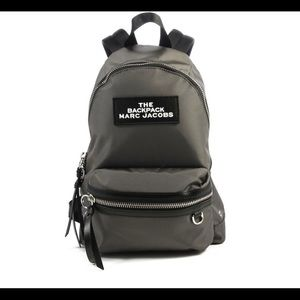 MARK JACOBS THE BACKPACK GREY NWT